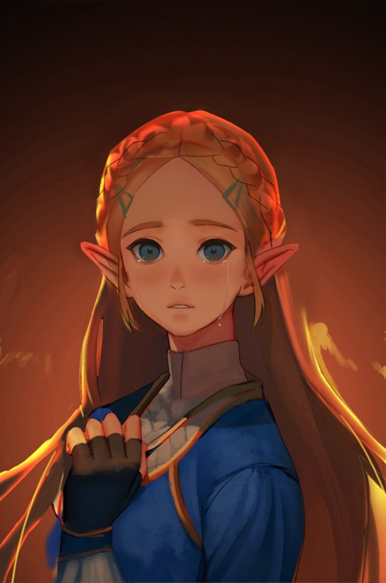 Breath Of The Wild Seems To Be Developing Quite The Fan Art