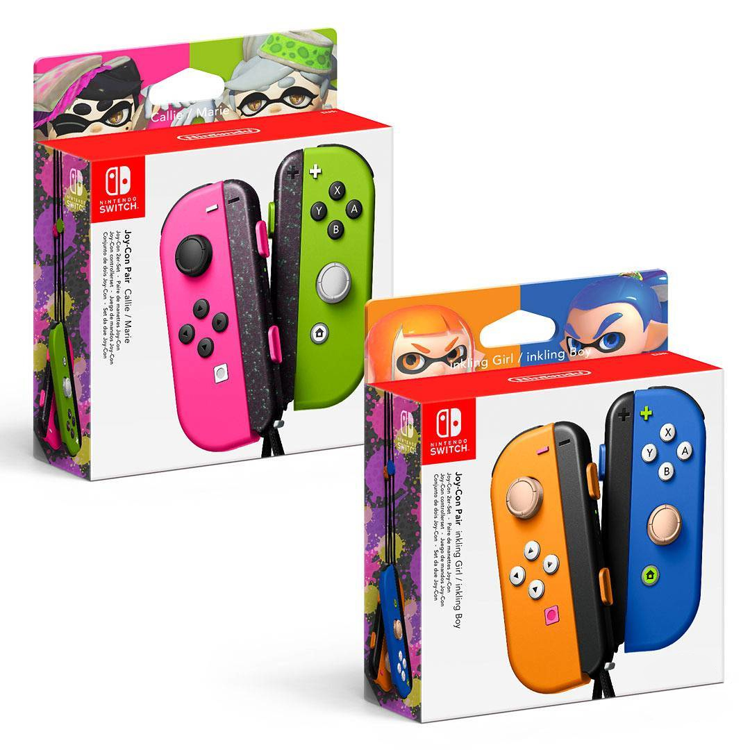 now these fan made nintendo switch joy con colour scheme. Black Bedroom Furniture Sets. Home Design Ideas