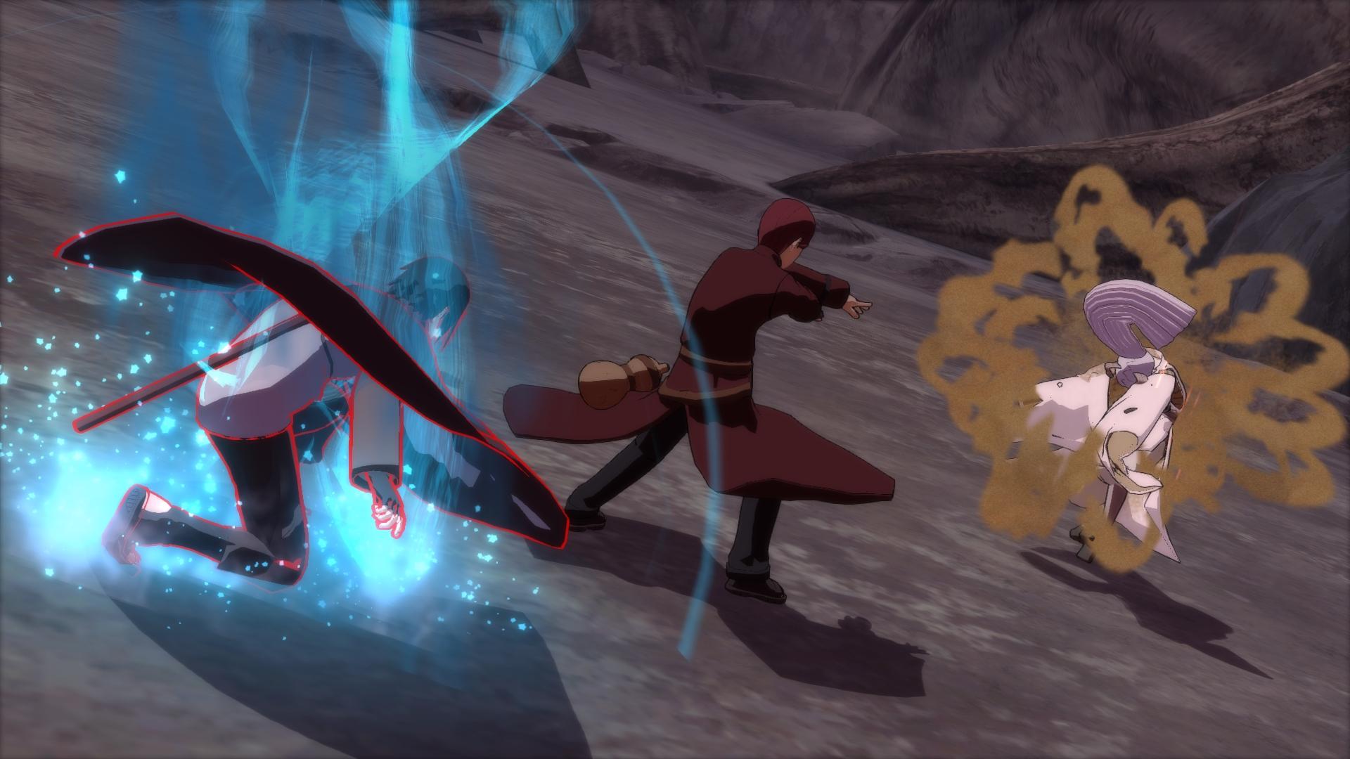 All Games Delta: Naruto Shippuden: Ultimate Ninja Storm 4 Road to