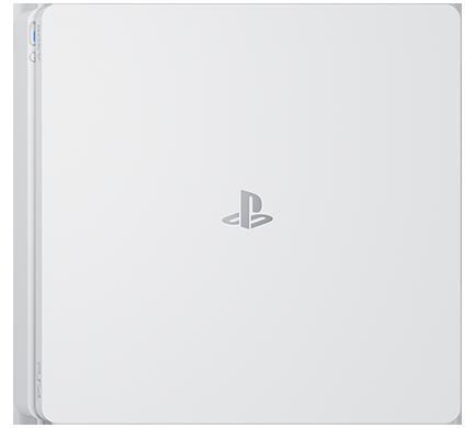 Sony giới thiệu phiên bản PS4 Slim 'trắng không tì vết' - ảnh 2